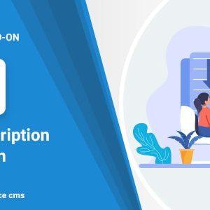Active eCommerce Seller Subscription Addon V1.2