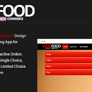 WooFood – Food Ordering (Delivery/Pickup) Plugin for WooCommerce & Automatic Order Printing Nulled