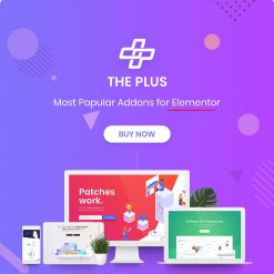 The Plus Addons for Elementor– 100+ Powerful Elementor Widgets