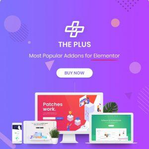 The Plus Addons for Elementor – Most Populars Addon For Elementors v5.0