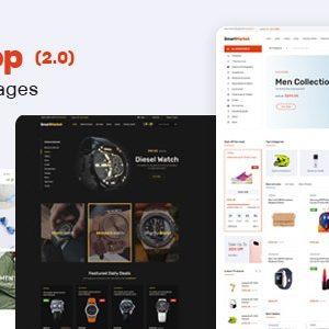 Yozi – Multipurpose Electronics WooCommerce WordPress Theme