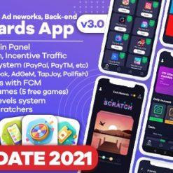 Premium Rewards App - CPI Offers System & Rewards App
