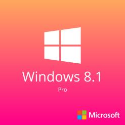 Windows 8.1 Pro 32/64 Bit