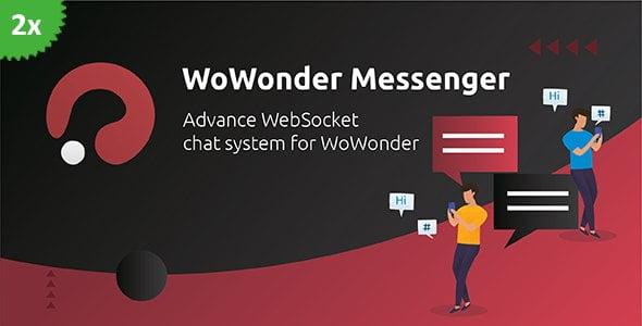 Real-Time Messenger (websocket)