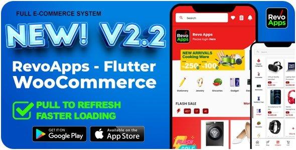Revo Apps Woocommerce